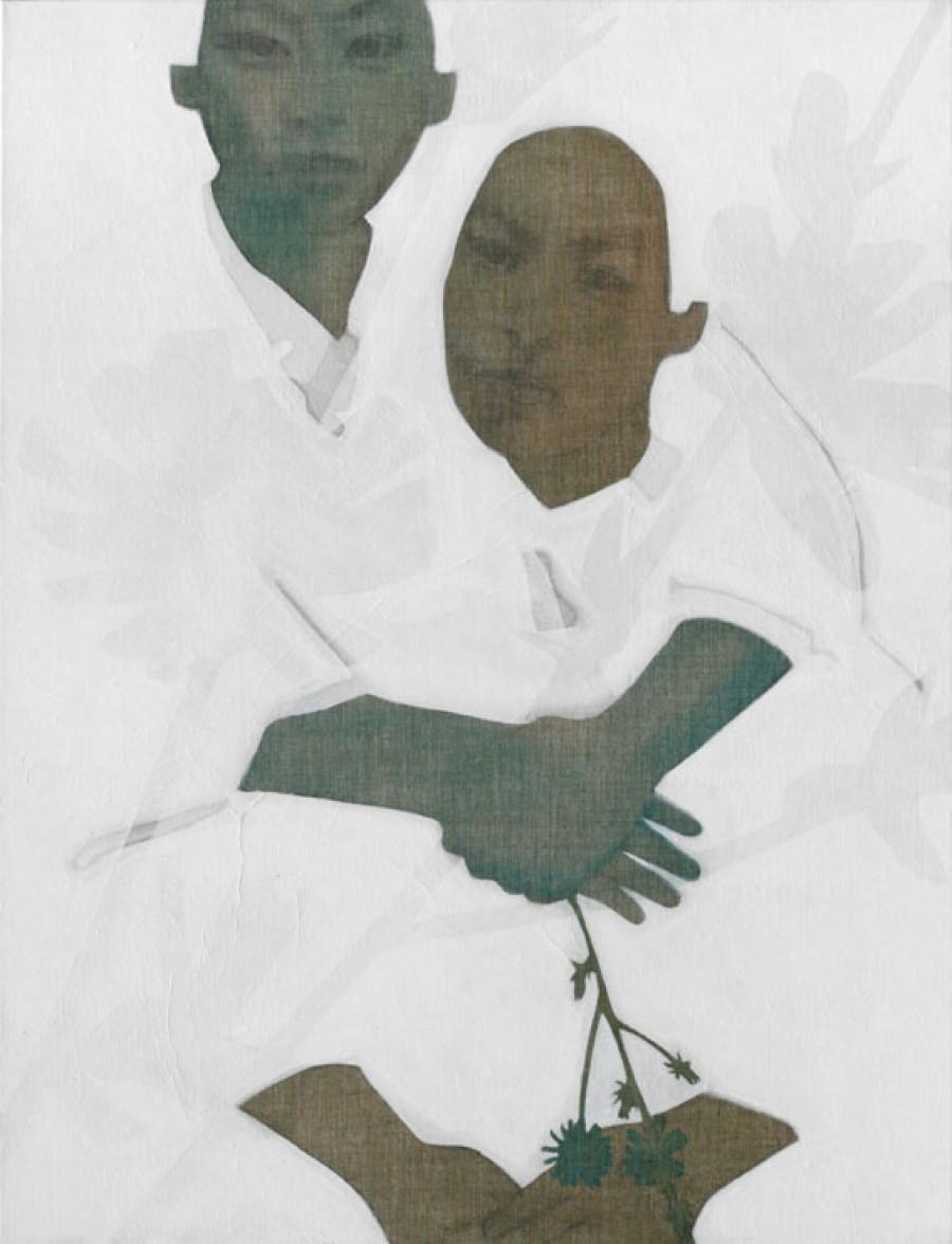 Chicory   |   130 x 100 cm   |   available at Kunstuitleen Voorburg