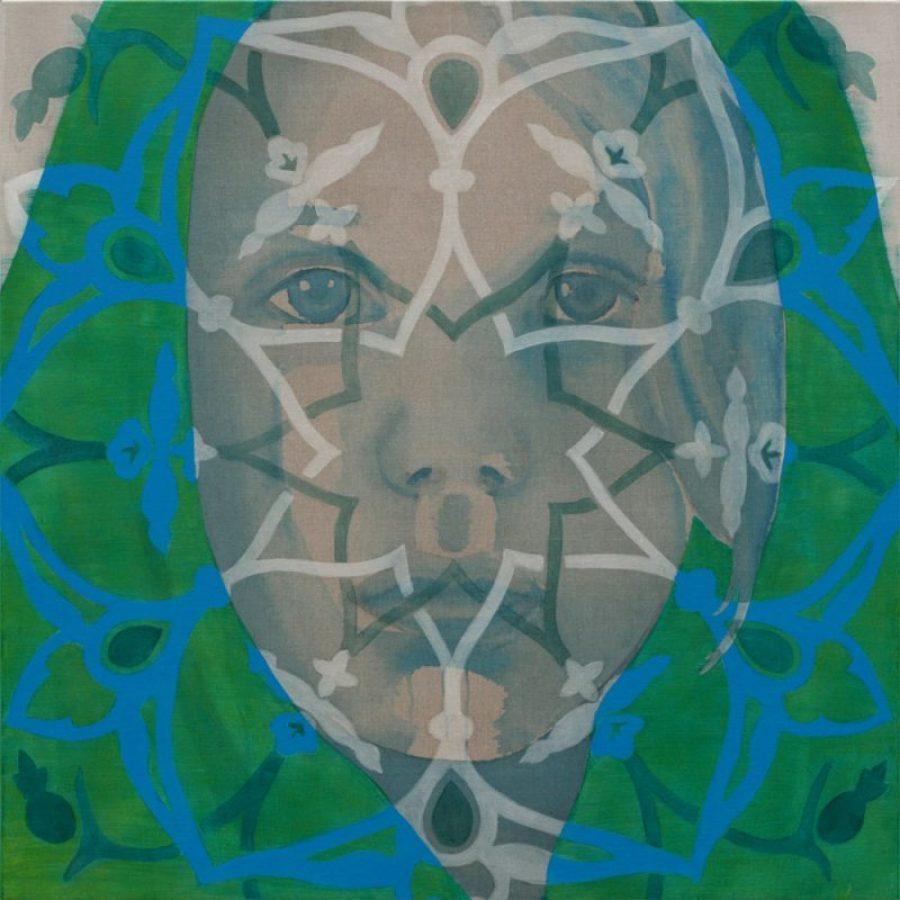 SUM #2        150 x 150 cm       2010