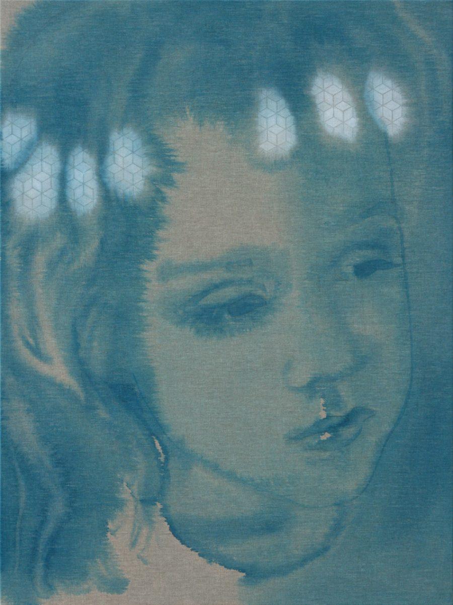 Little Miss      160 x 120 cm       SOLD