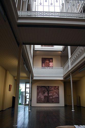 Solo expositie Galerie negenpuntnegen, Roeselare België