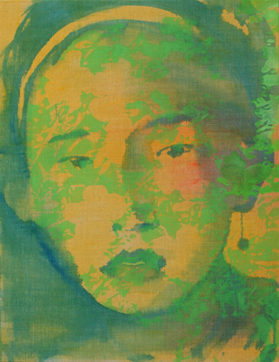Rock Rose   |   130 x 100 cm   |   Sold