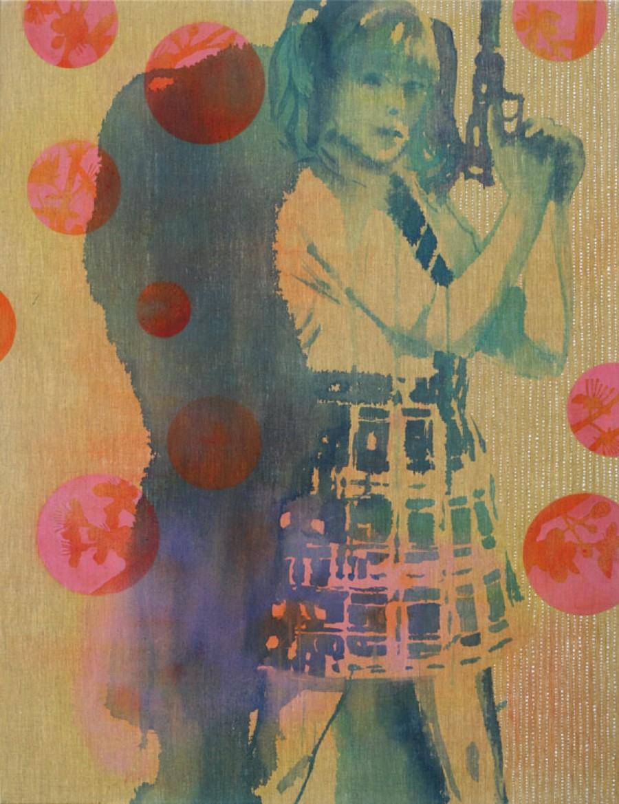 Cherry plum   |   130 x 100 cm   |   SOLD