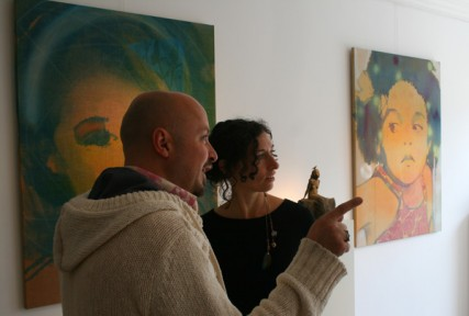 Opening gallery Down to Art, Ghent