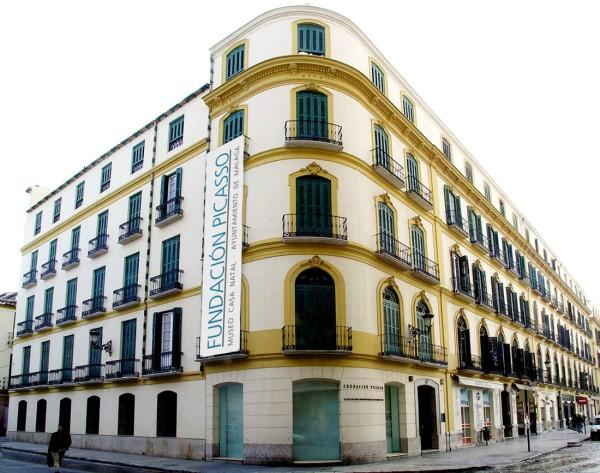 Picasso's birth house