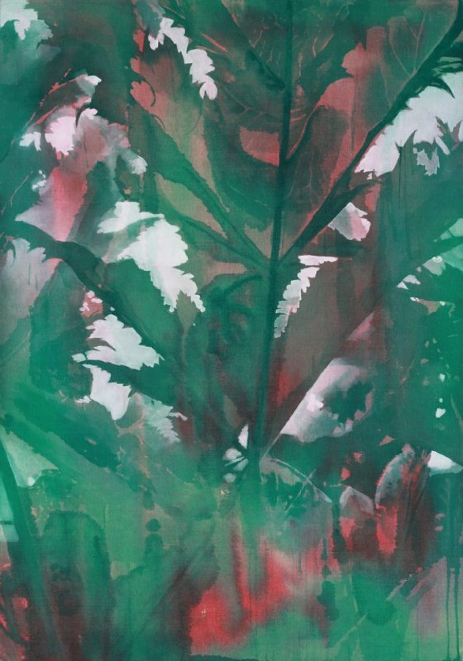 Cultivated Nature 8    |    200 x 150 cm    |    collection Kunst of Art