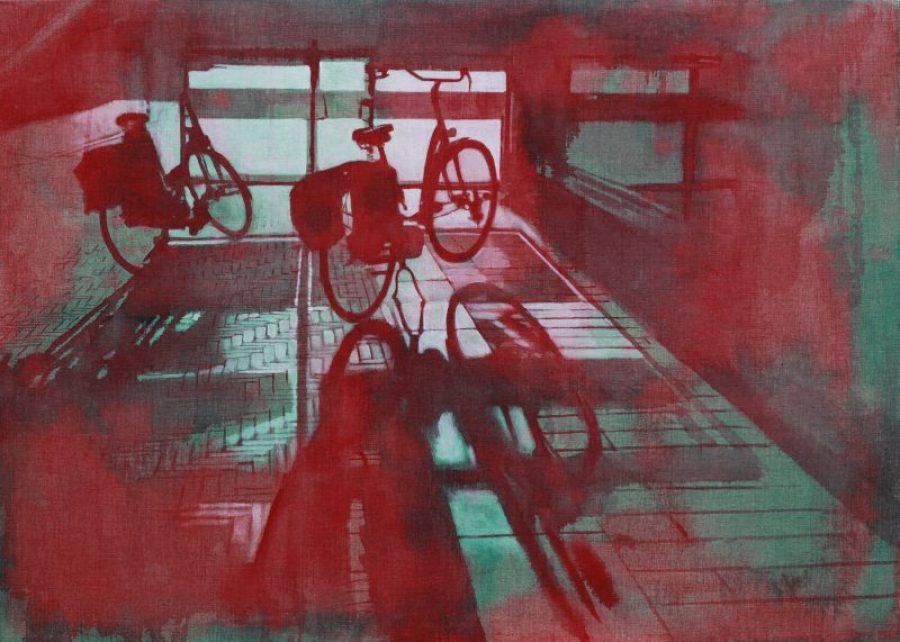 Awaiting   |  100 x 140 cm   |   available at Kahn Gallery, London