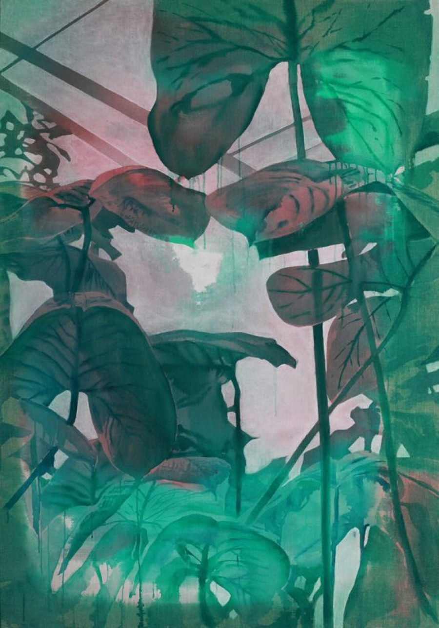 Cultivated Nature #4   |    200 x 140 cm   |     SOLD