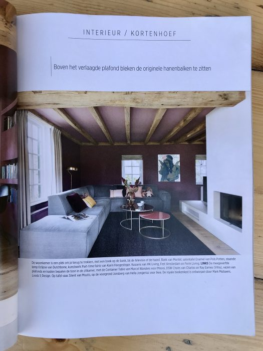 Schilderij Karin Hoogesteger in Eigen huis & interieur