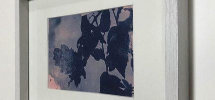 Nine | 12 x 17,5 cm, frame 23 x 32 cm | €175,-